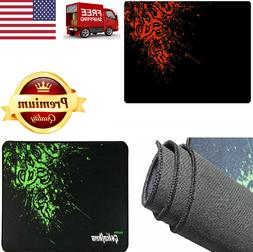 1/2 PCS Gaming Mouse Pad Desk Anti-slip Rubber Speed Mouse P