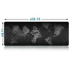 1-3PCS Old World Map Full Desk Coverage Gaming and Office Mo