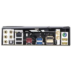 1PCS Original Gigabyte I/O IO Shield Z370 AORUS Gaming 5