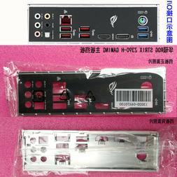 1PCS Original motherboard panel for ROG STRIX Z390-H GAMING