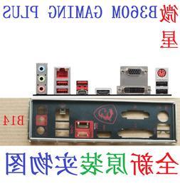 1pcs Original NEW IO I/O Shield for MSI B360M GAMING PLUS IO