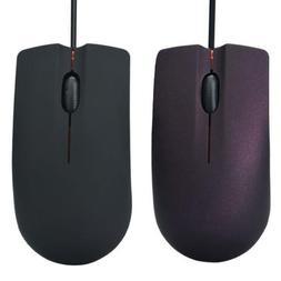 1/2pcs Mini Optical USB 3D Wired Gaming 1200dpi Mouse Laptop