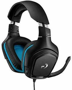 Logitech G432 DTS:X 7.1 Surround Sound Wired PC Gaming Heads