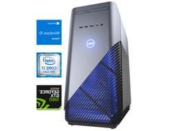 Dell 5680 Gaming PC, i7-8700, 8GB RAM, 1TB HDD, GTX 1060, Wi