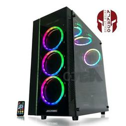 6RGB Gaming PC i7 3770,GTX 1060 6GB,16GB RAM,240GB SSD,2TB,V