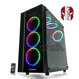 6RGB Gaming PC i7 3770,GTX 1060 6GB,16GB RAM,240GB SSD,2TB,V