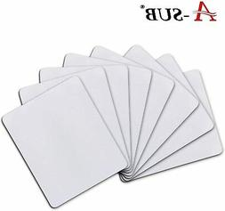 8 Pcs Blank 300x250 Gaming Mouse Pad for Inkjet Sublimation