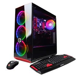 CYBERPOWERPC Gamer Xtreme VR GXiVR8060A5 Gaming PC  Black