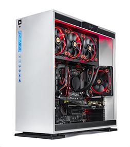SkyTech Omega Gaming Computer Desktop PC Intel i7-8700K 3.7G