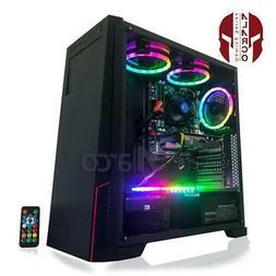 3RGB Gaming PC i7 3770,GTX 1060 3GB,16GB RAM,120GB SSD,2TB,V