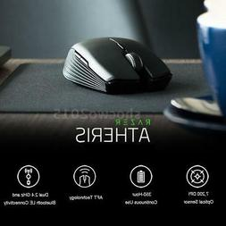 Razer Atheris Ergonomic Wireless Gaming Mouse Mice 7200DPI M