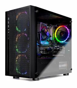 SkyTech Blaze - Gaming Computer PC Desktop – Intel Core I5