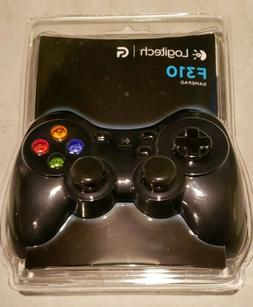 BRAND NEW Logitech F310 USB Wired PC Controller Gamepad for