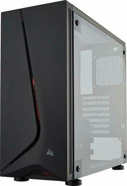 CORSAIR CARBIDE SPEC-05 Mid-Tower Gaming Case PC Build DIY C