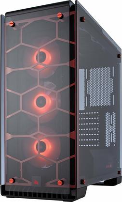 Corsair Crystal 570X RGB Tempered Glass ATX Gaming PC Case R