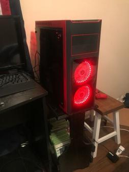 Custom Built Gaming Pc AMD Ryzen 5 2600 Desktop New Pc Msi R