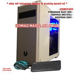 Custom Gaming PC Desktop Computer Intel i7 2TB 16GB GeForce