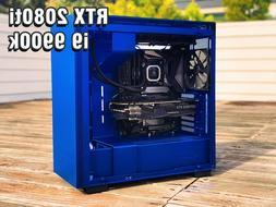 Custom Gaming PC RTX 2080Ti, Intel i9 9900k, 32GB DDR4 RAM,