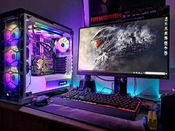 Custom gaming PCs and repairs RGB, Name Brand, Fast and affo