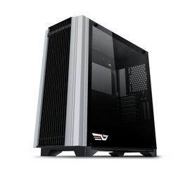 darkFlash Darwin ATX Mid Tower Computer Gaming PC Case w/ 3p