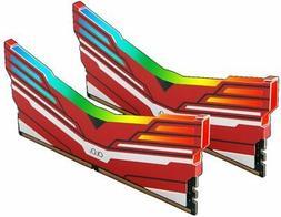 Desktop Gaming UDIMM  DDR4 RAM 16GB  2 Pcs