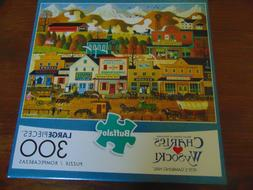 "Factory Sealed Charles Wysocki ""Pete's Gambling Hall"" Jigsaw"