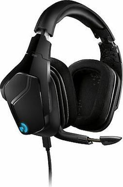 Logitech - G635 Wired 7.1 Surround Sound Gaming Headset for