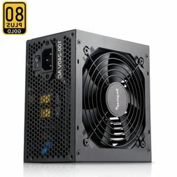 Segotep 650W Gaming Power Supply GP Series 80 Plus Gold Cert