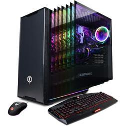 CyberPowerPC Gaming PC Computer i7-9700K 16GB 240GB SSD 2TB