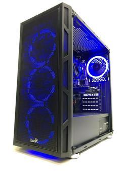 Gaming PC Desktop Computer Intel i5-3570, WiFi,8GB,1TB,120 S