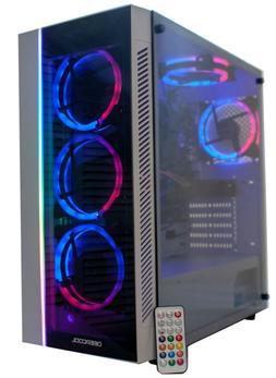 Gaming PC Desktop Computer RGB Intel i5, GTX 1060, 16GB RAM,