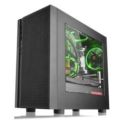 Gaming PC Desktop Computer Tower AMD Ryzen RX 580 Win10 Pro