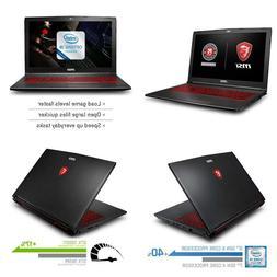 "Msi Gv62 8Rd-200 15.6"" Full Hd Performance Gaming Laptop Pc"
