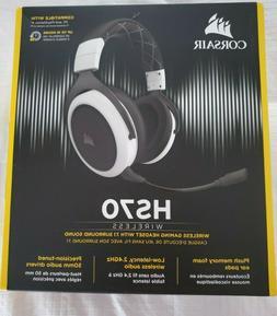 CORSAIR HS70 Wireless - 7.1 Surround Sound Gaming Headset -