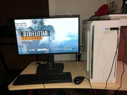i7 Gaming Desktop PC - NVIDIA RTX 2060 6GB - 16GB RAM - 120G