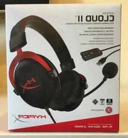 KINGSTON HyperX Cloud II Gaming Headset 7.1 Surround Sound f