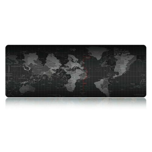 1 2 Fashion World Full Coverage Gaming and Office Mousepad