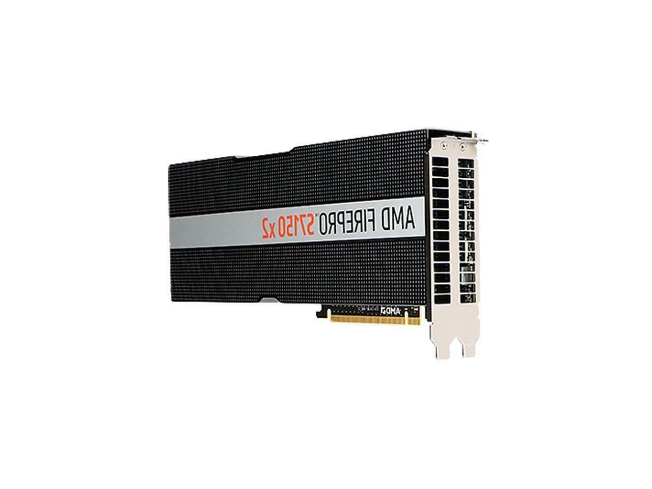 10 pcs new firepro s7150x2 16gb gddr5