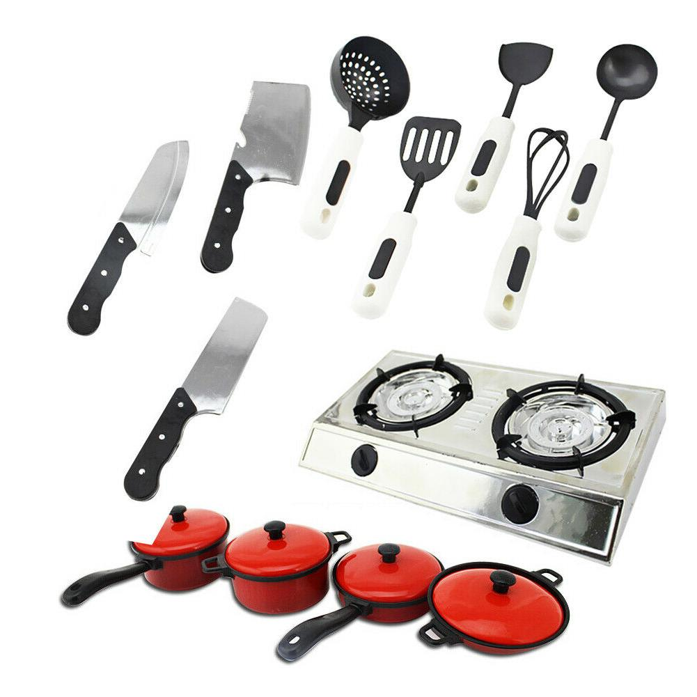 13pcs/Set Toys Utensils Tableware