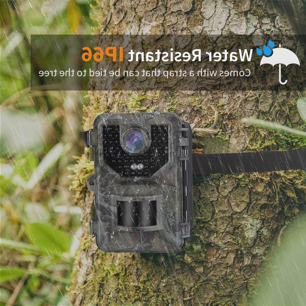 16MP 16GB Hunting Game 48PCS Security Cam