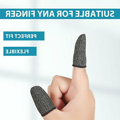 20Pcs Finger Game Mobile Sweatproof