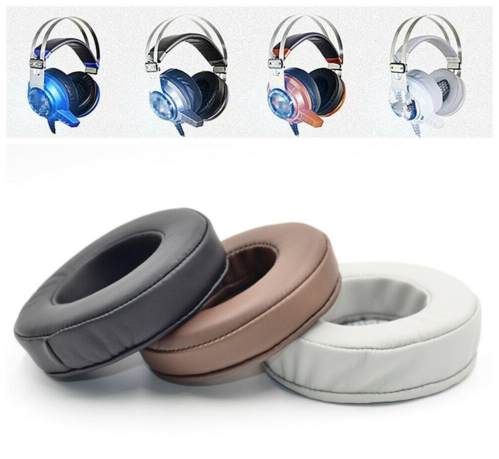 2pcs headphone ear pads cushions for steelseries