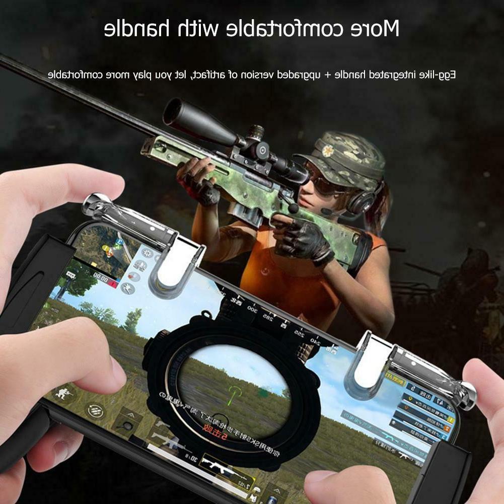 2pcs K03 Phone Gaming Grip Button Tool PUBG