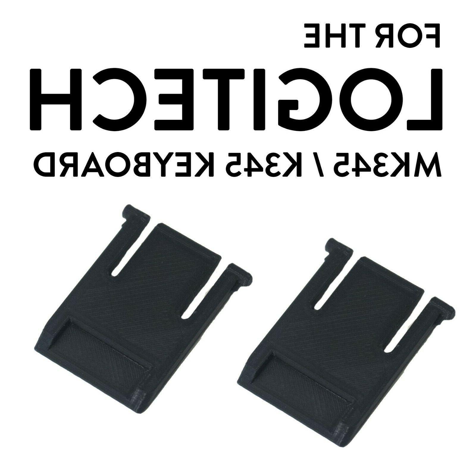 2pcs k345 mk345 keyboard tilt foot replacement