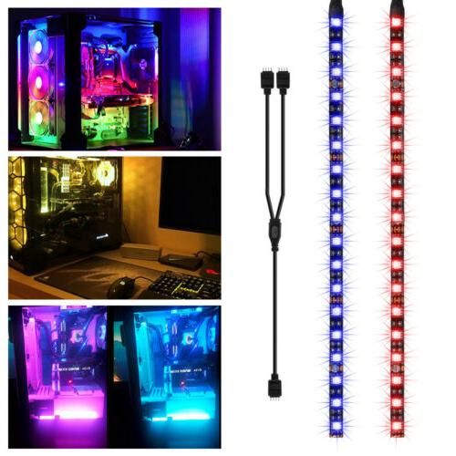 2PCS/3PCS RGB PC Gaming for Asus Aura Tower