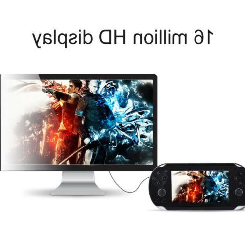 4.3'' Games Video Player MP3 MP5 4GB-
