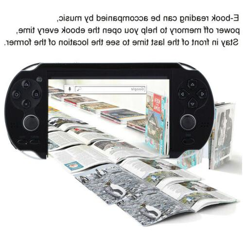 Video Game Console Player MP3 4GB- 128GB