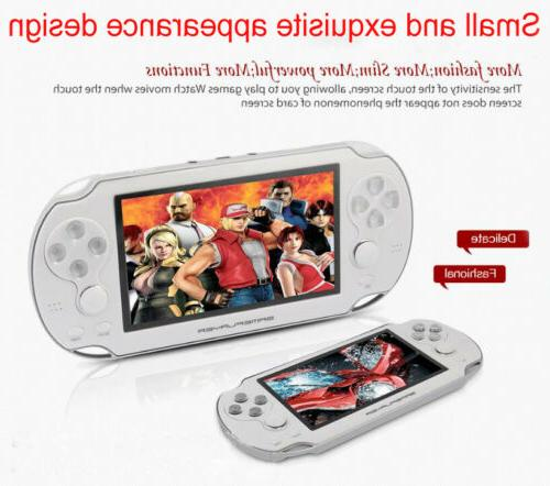 4.3'' Games Handheld Video Game Console Player MP3 4GB-