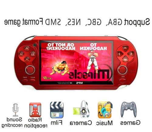 4.3'' NES Video MP3