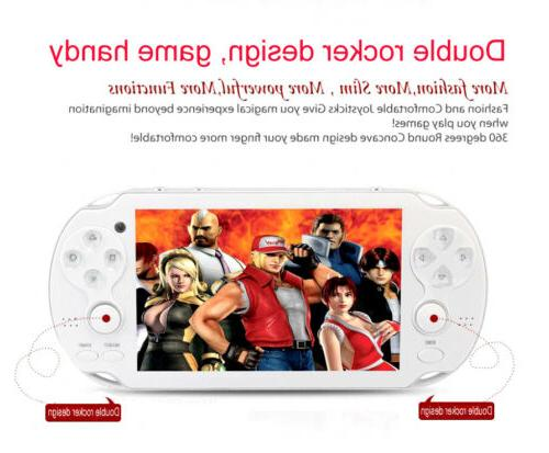 4.3'' Games Video MP3